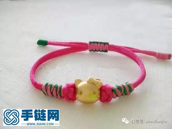 DIY儿童手链