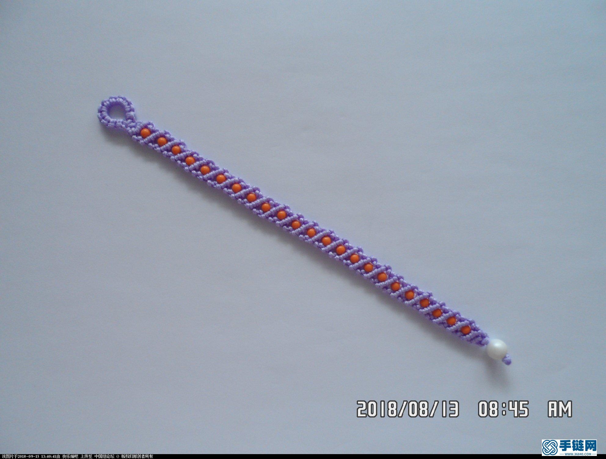 更新版串珠手绳(8)