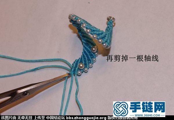 螺旋式斜卷结耳环