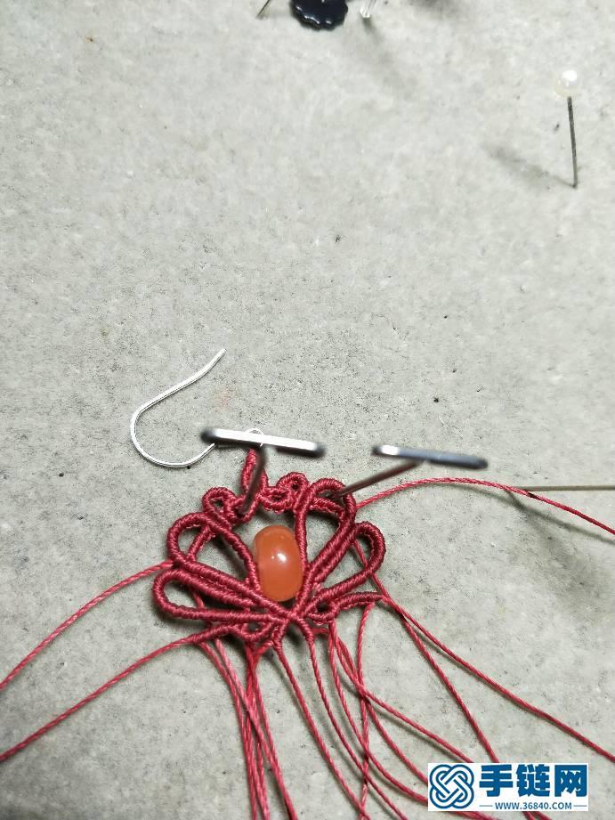 改良版耳环教程