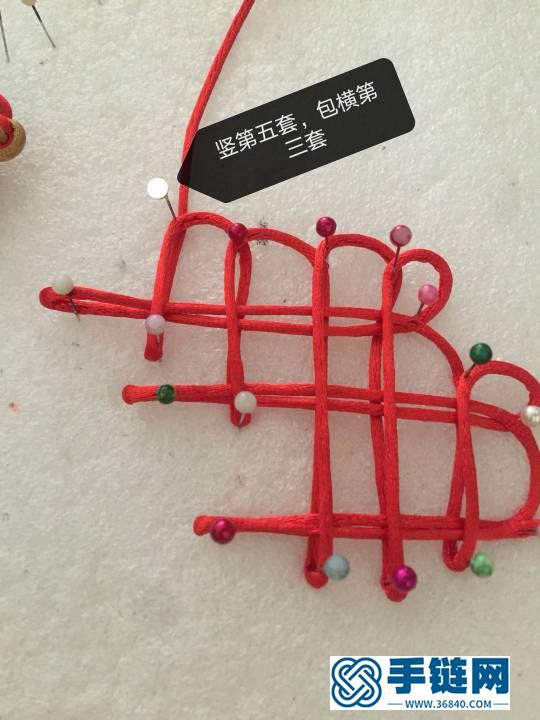 盘长鱼教程(左,人字面)